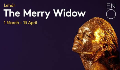 The Merry Widow at London Coliseum tickets