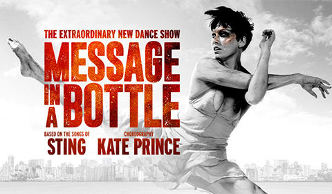 Message in a Bottle at Peacock Theatre tickets