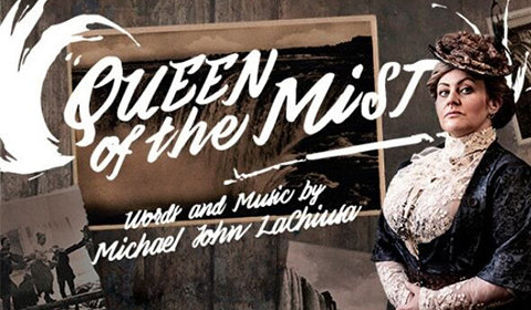 Queen of the Mist at Charing Cross Theatre tickets