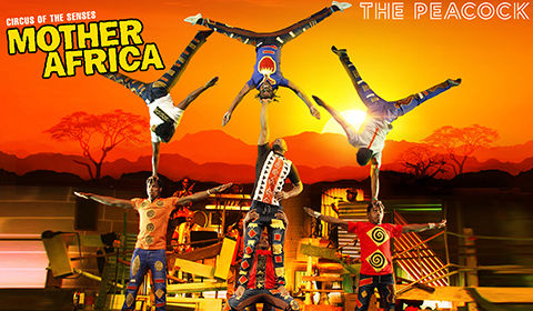Mother Africa at Peacock Theatre tickets