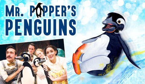 Mr Popper's Penguins at Criterion Theatre tickets
