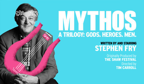 Mythos A Trilogy: Heroes at London Palladium tickets