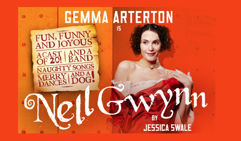 Nell Gwynn at Apollo Theatre tickets