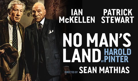 No Man's Land at Wyndham's Theatre tickets