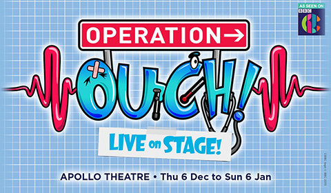 Operation Ouch! Live on Stage at Apollo Theatre tickets