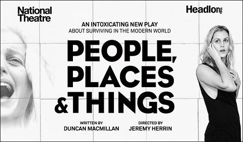 People, Places and Things at Wyndham's Theatre tickets