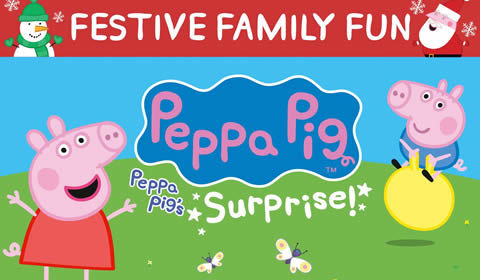 Peppa Pig's Surprise at Phoenix Theatre tickets