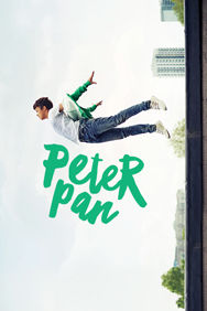 Peter Pan on Stage at the National Theatre - Olivier in London