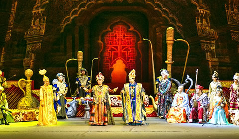 Xuanzang's Pilgrimage at Sadler's Wells tickets