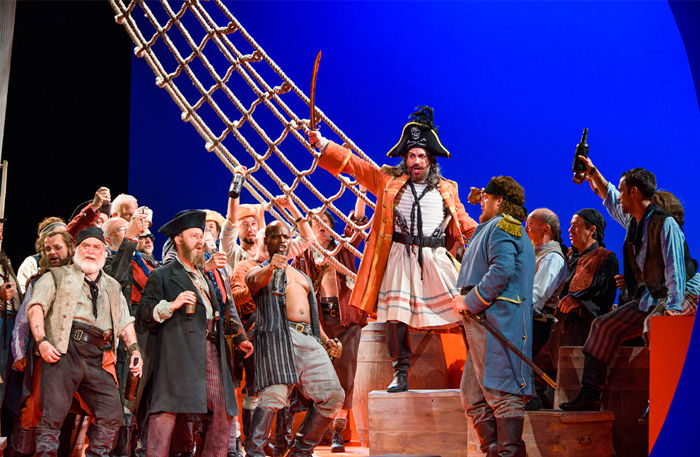 The Pirates Of Penzance London 21 Reviews Seatplan