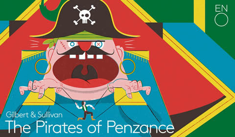 The Pirates of Penzance at London Coliseum tickets