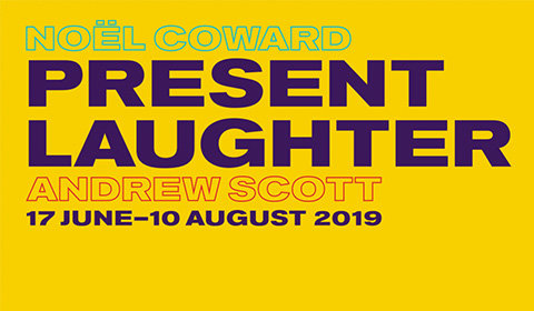 Present Laughter at Old Vic Theatre tickets