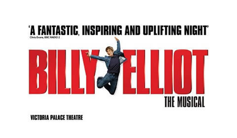 Billy Elliot at Victoria Palace Theatre tickets
