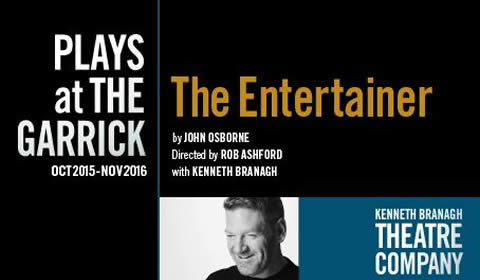 The Entertainer at Garrick Theatre tickets