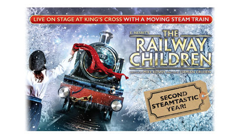 The Railway Children at King's Cross Theatre tickets