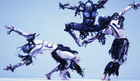 Rambert - Ghost Dances at Sadler's Wells tickets