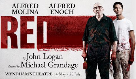 Red at Wyndham's Theatre tickets