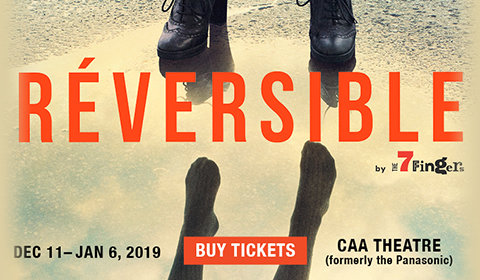 Réversible at CAA Theatre tickets