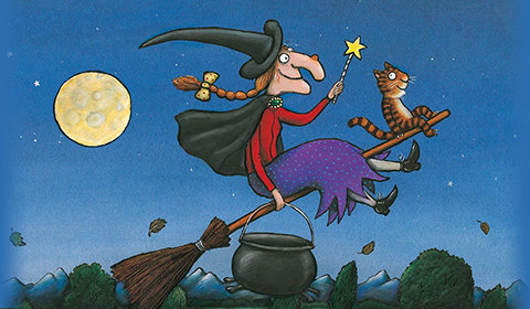 Room On The Broom at Lyric Theatre tickets