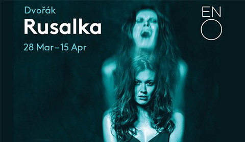 Rusalka at London Coliseum tickets