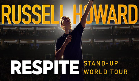 Russell Howard: Respite at Eventim Apollo tickets