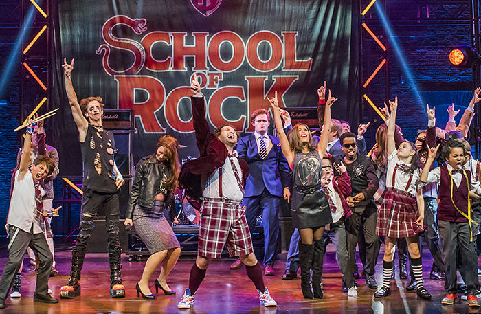 school of rock the musical tickets