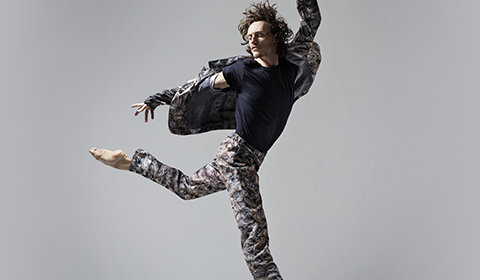 Sergei Polunin at London Palladium tickets