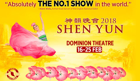 Shen Yun at Dominion Theatre tickets