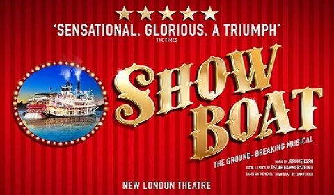 Show Boat at Gillian Lynne Theatre tickets
