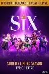 Six the Musical - Lyric Theatre - Small Logo