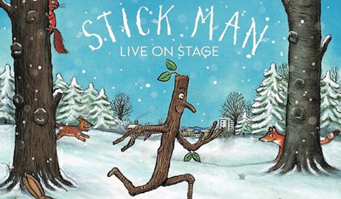Stick Man at Leicester Square Theatre tickets