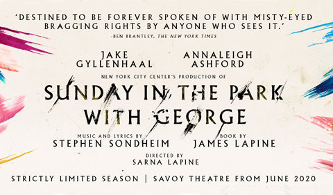 Sunday in the Park with George at Savoy Theatre tickets