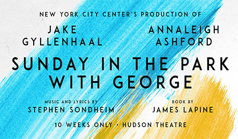 Sunday in the Park with George at Hudson Theatre tickets