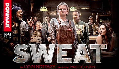 Sweat at Gielgud Theatre tickets