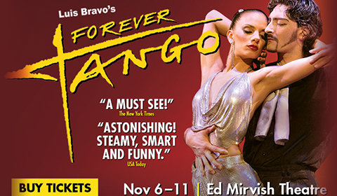 Forever Tango at Ed Mirvish Theatre tickets