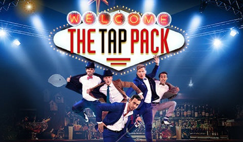 The Tap Pack at Peacock Theatre tickets