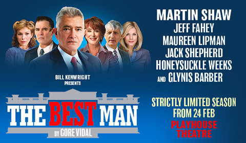 The Best Man at Playhouse Theatre tickets