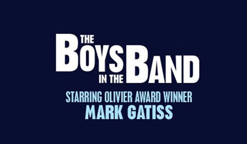 The Boys in the Band at Vaudeville Theatre tickets