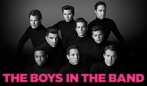 The Boys in the Band at Booth Theatre tickets