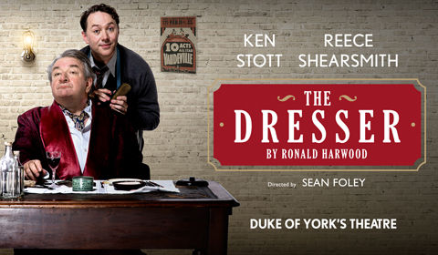 The Dresser at Duke of York's Theatre tickets