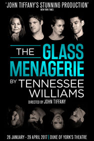 The Glass Menagerie on Stage at the Duke of York's Theatre in London