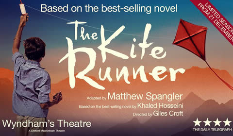 The Kite Runner at the Wyndham's Theatre, London