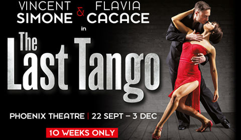 The Last Tango at Phoenix Theatre tickets