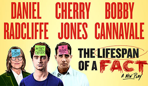 The Lifespan of a Fact at Studio 54 Theatre tickets
