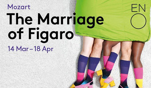 The Marriage of Figaro at London Coliseum tickets
