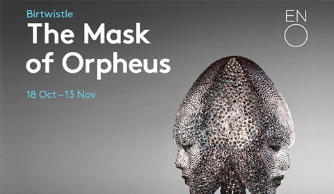 The Mask of Orpheus at London Coliseum tickets
