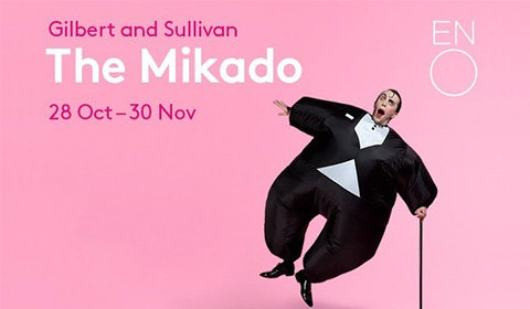 The Mikado at London Coliseum tickets