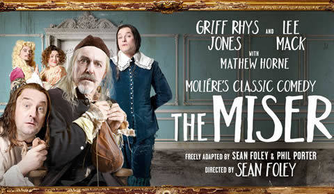 The Miser at Garrick Theatre tickets