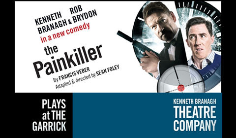 The Painkiller at Garrick Theatre tickets