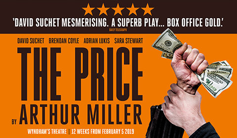 The Price at Wyndham's Theatre tickets